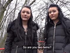 Rychly prachy dvojčata